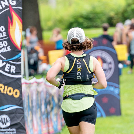 """""""Naked"""" Quite Possibly The Best Hydration Vest For Trail Running"""