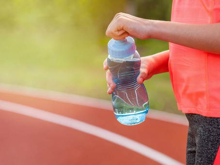 Running And Hydration | What To Drink And When To Train In Summer Heat
