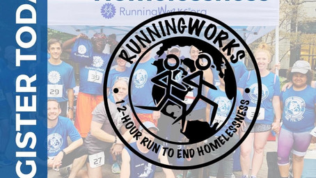 Running Works - Charlotte's Grassroots Non- Profit Doing Good With Every Mile