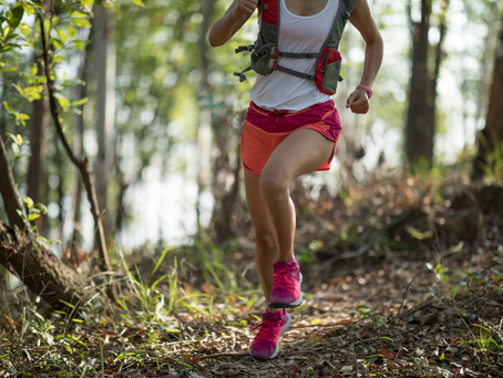 Tips For Your First Trail Run