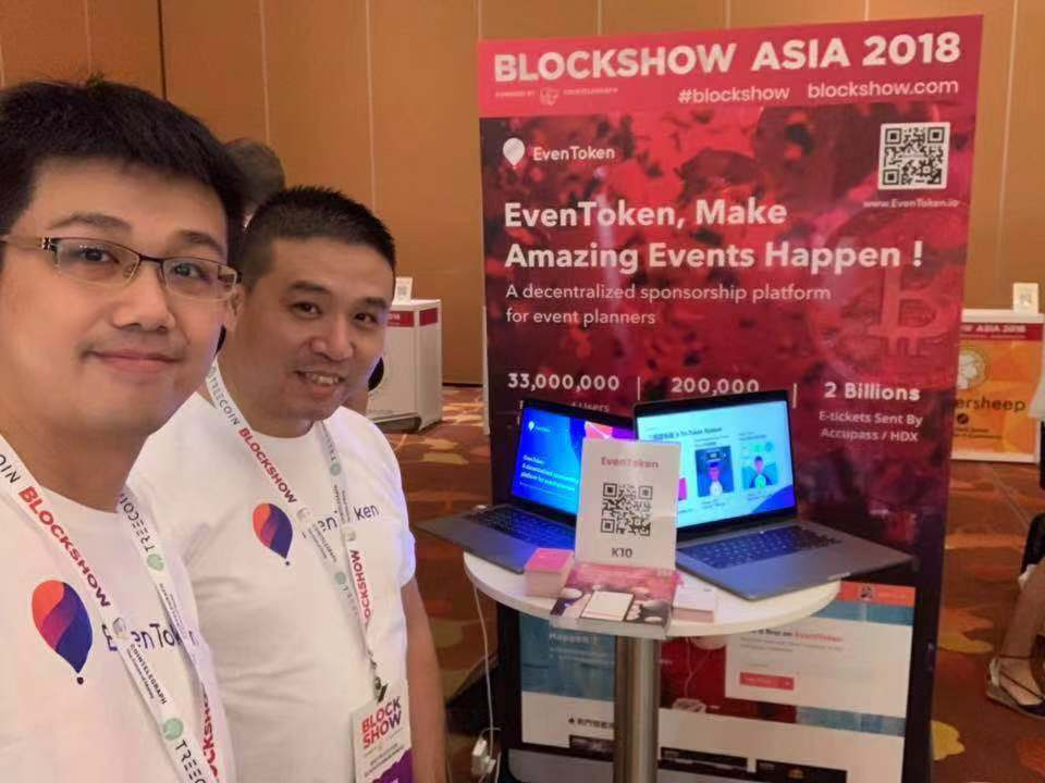 BlockShow Singapore