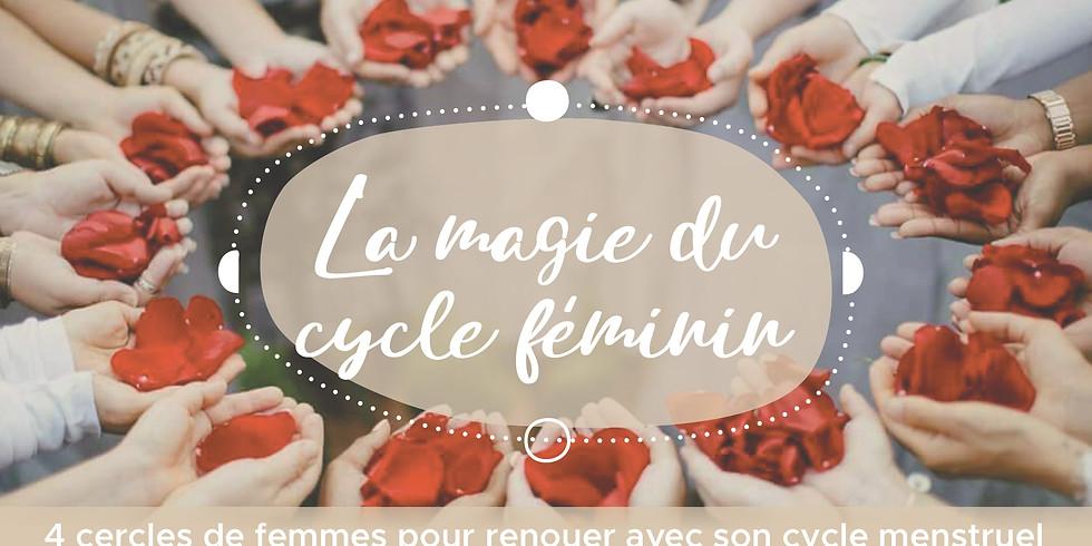 La magie du cycle féminin