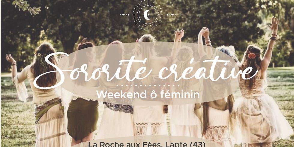 Sororité créative - Weekend ô féminin