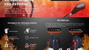 ¡Agora no Brasil VR FIREX!