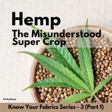 Hemp – The Misunderstood Super Crop