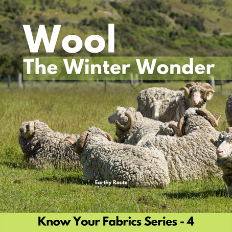 Wool – The Winter Wonder