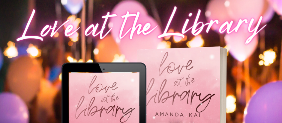 Love at the Library Release Party + Giveaway