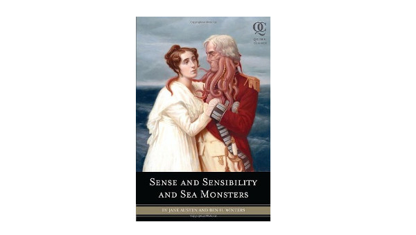Book Review- Sense and Sensibility and Sea Monsters by Jane Austen and Ben H. Winters