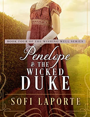 Book Review- Penelope and the Wicked Duke by Sofi Laporte