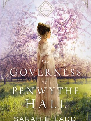 Book Review- The Governess of Penwythe Hall by Sarah E. Ladd