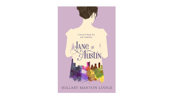 Book Review- Jane of Austin by Hillary Manton Lodge