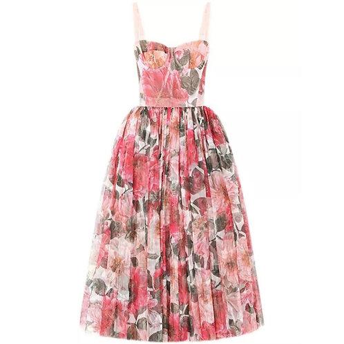 JOHANA flower dress