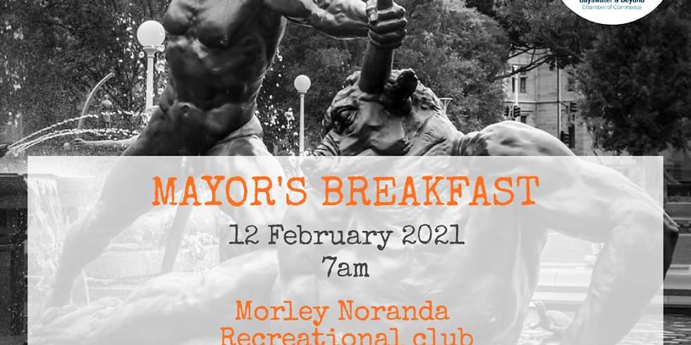 Mayor's Breakfast