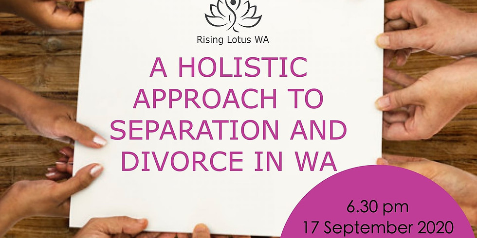 Rising Lotus - A Holistic Approach to Divorce in WA