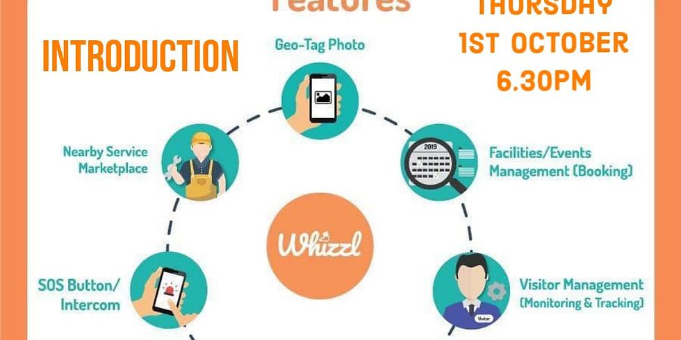BBCC Tech Showcase : Whizzl