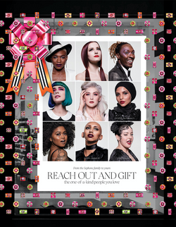 2017: Sephora Holiday Campaign