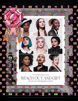 2017: Sephora Holiday Campaign