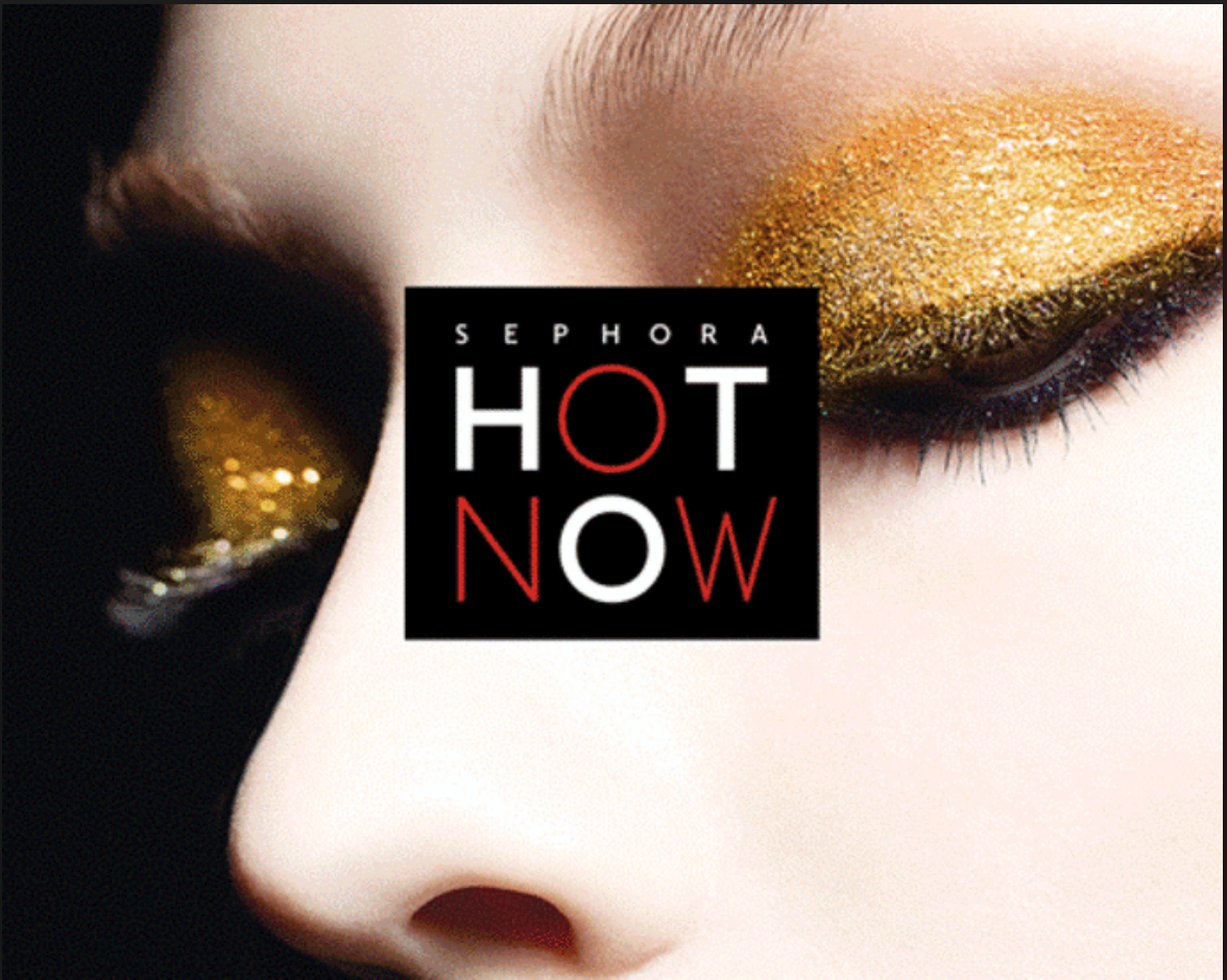 2015: Sephora Hot Now