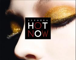2015: Sephora Hot Now