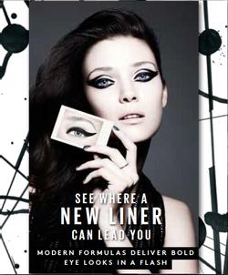 2014: Eyeliner Campaign