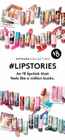 2018: #Lipstories