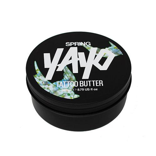 Yayo Spring Tattoo Butter 15ml