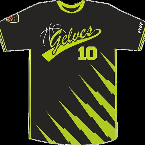 Cubre jugadores CB Gelves.