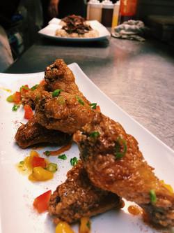 calamansi chicken wings