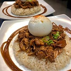 Adobo Chicken Silog
