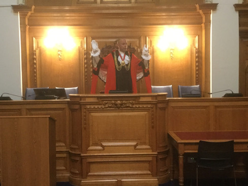 Lambeth mayor visit - sc Glenbrook.JPG