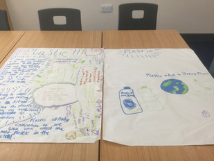 Plastic social action project - Paxton.J