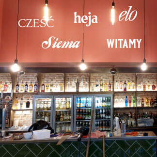 Vodka Bar, London