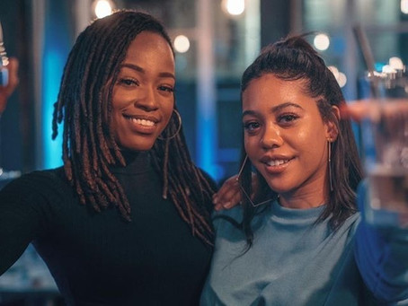 Adanna Amira and Hailey Nickai Smith: Creating opportunities for young artists