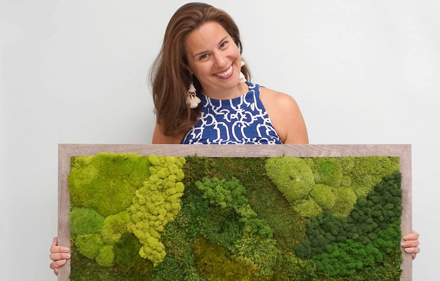 Bringing the outdoors inside with Lindsay Scherr Burgess