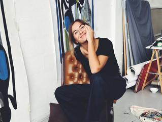 Camille Cottier: L'art de rester inspirée pendant la quarantaine