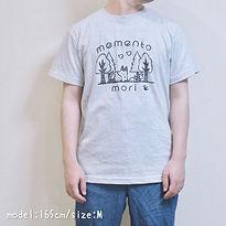 メメント森Tシャツ