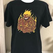 ヒロ・タマタTシャツ