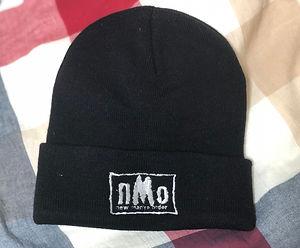nMoニット帽