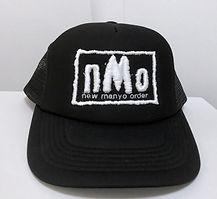 nMo刺繍CAP