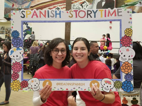 Meet the Moms Behind Spanish Storytime - La hora del Cuento
