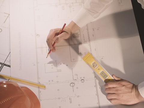 arkitektoniske planer