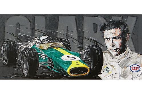 607_Jim Clark_Lotus #5_70x30cm