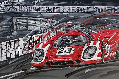 1024_Porsche 917K #23 Le Mans 1970