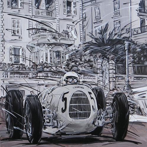 676_Auto Union_Monte Carlo_60x60cm