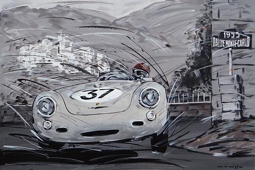 797_Porsche Type 550 Spyder_70x48