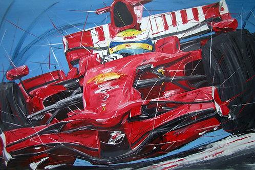 294_Felipe Massa/Ferrari_65x40