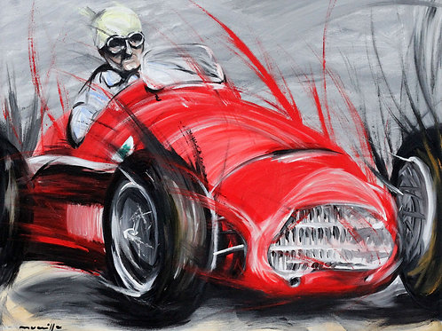 101_Nino Farina_Alfa Romeo_63x50cm