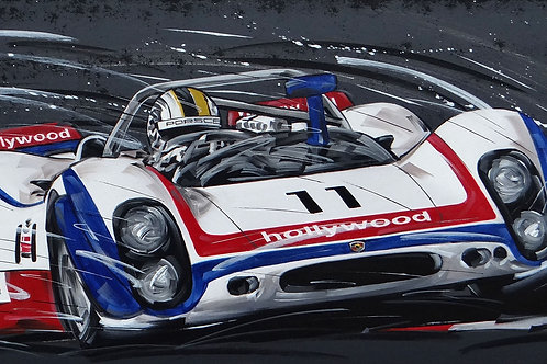 769_Porsche 908 Hollywood_70x34cm