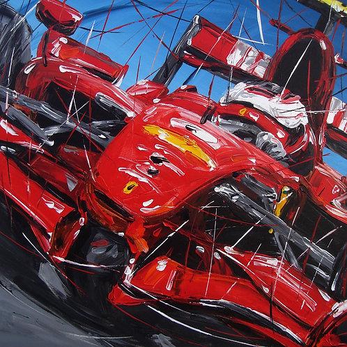260_Raikkonen/Ferrari_65x40