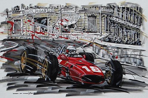 1260_Ferrari 70 Years F1_Bandini 80x50